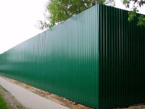 Как сделать  забор