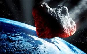 Столкновение с метеоритом